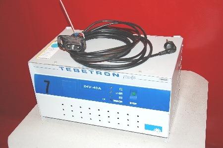 batterieladeger t sonnenschein 24v 40 a tebetron puls. Black Bedroom Furniture Sets. Home Design Ideas